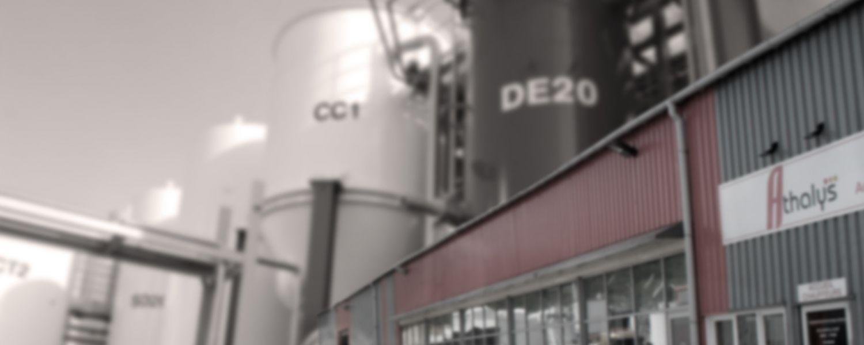 Centre de traitement et valorisation des déchets liquides Athalys